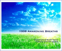 1008 Awakening Breaths CD