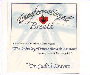 Infinity / Triune Breathing Session CD