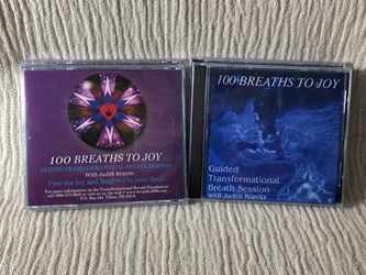 Transformational Breath® Guided Session CD  Transformational Breath Guided Session CD